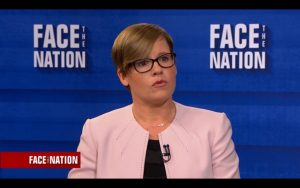 Honesty Liller on Face The Nation
