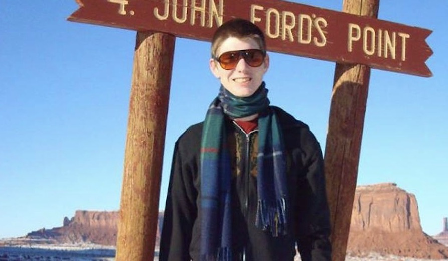Tell Us About Andrew - by Margie Borth, #VoicesProject