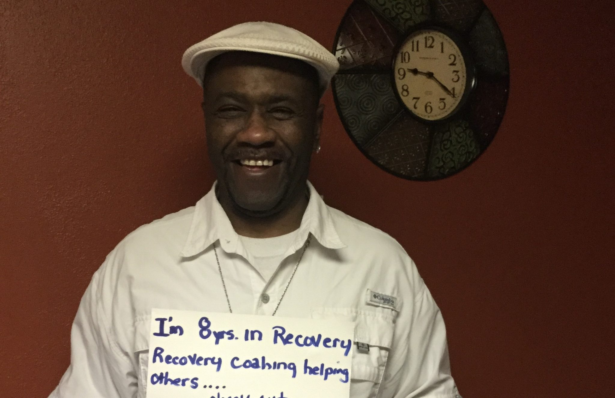 At 8 Years Sober I'm Still Helping Others